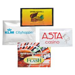 cheap budget wet wipes for restaurants airline companies and casinos
